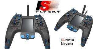 Flysky FS-NV14 Nirvana remote controller