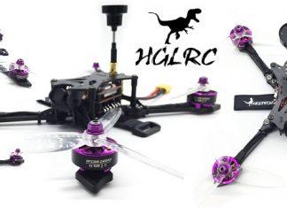 HGLRC BATMAN220 FPV Drone