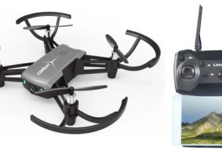 Linxtech 1802 drone quadcopter