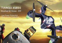 TIANQU XS811 drone