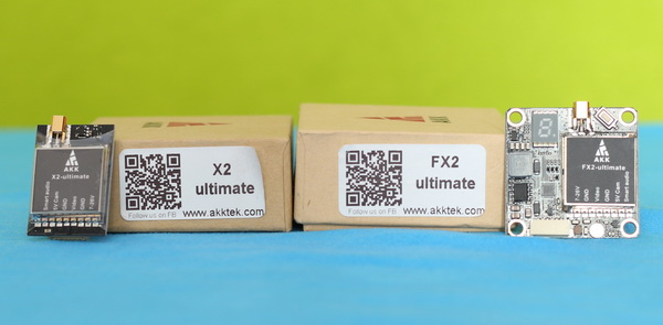 AKK X2&FX2 Ultimate review: First look