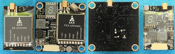 AKK X2 Ultimate vs AKK FX2 Ultimate