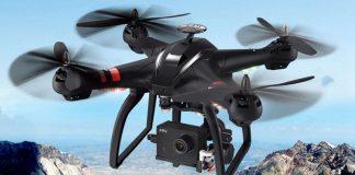 BAYANGTOYS X22 dual GPS drone