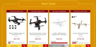 Best GearBest drone deals for June 2018