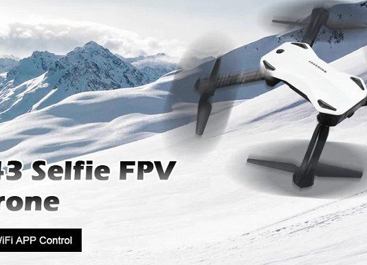 Cheerson CX-43 drone quadcopter