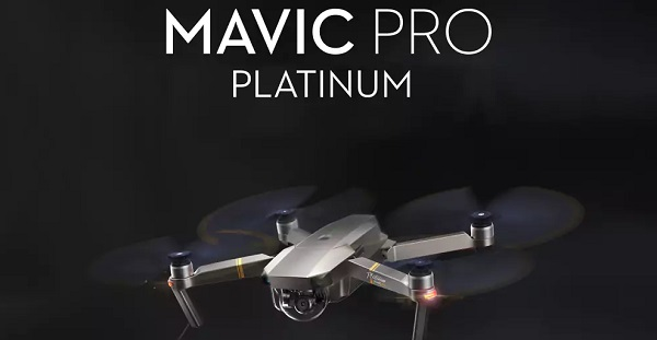 DJI Mavic Pro Platinum Deals on June 2018