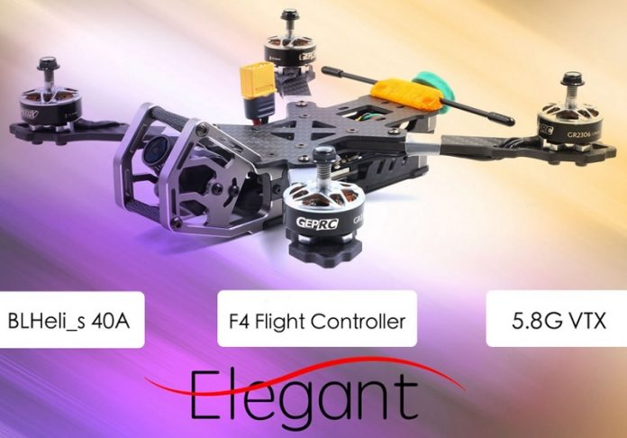 GEPRC Elegant FPV Drone