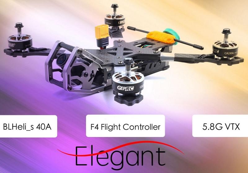 programmation drone