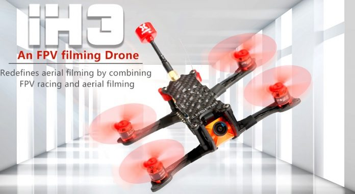 IFlight iH3 FPV drone