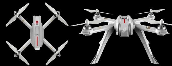 MJX Bugs 3 Pro design