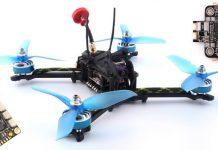 Rcharlance Tiercel 215mm FPV drone
