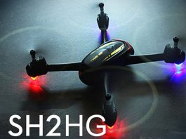 SHRC SH2HG Drone with FullHD camera
