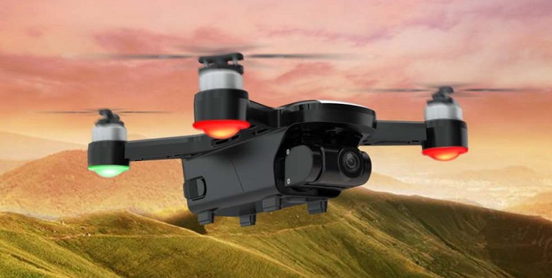 C-Fly DREAM drone: DJI Spark for less | First Quadcopter