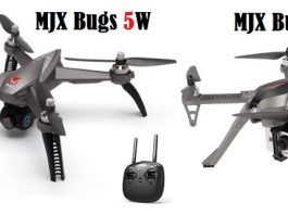 Coupon codes for MJX Bugs 3H & Bugs 5W drones