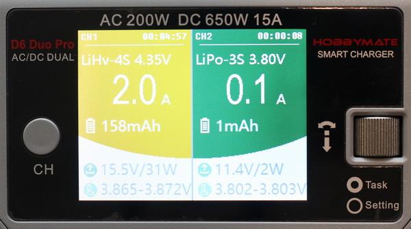 HobbyMate D6 Duo Pro review: LCD