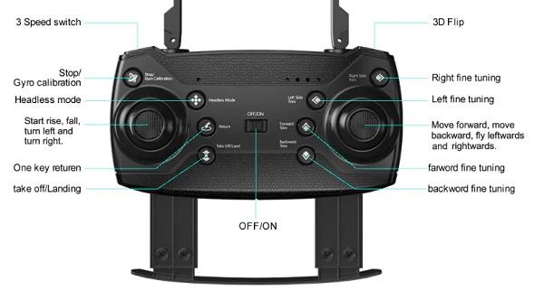 FQ777 FQ40 transmitter