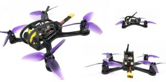 FullSpeed FSD Leader 3 FPV quadcopter