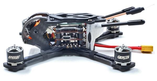 GEPRC GEP-PX2.5 Phoenix design