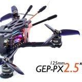 GEPRC GEP-PX2.5 Phoenix FPV drone quadcopter