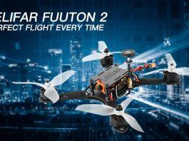 Helifar FUUTON 2 FPV drone