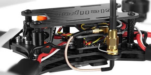Helifar FUUTON 2 drone desing