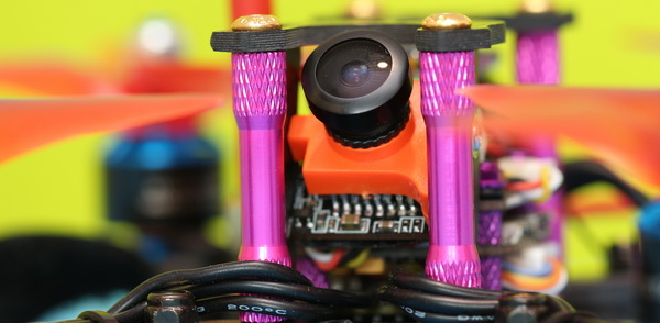 Helifar X140 PRO mini FPV drone review: FPV Camera
