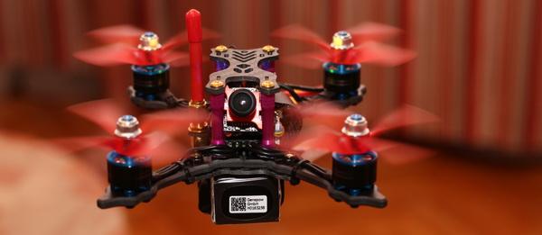 Helifar X140 PRO mini FPV drone review: Flight performance