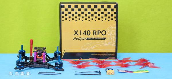 Helifar X140 PRO mini FPV drone review: Verdict