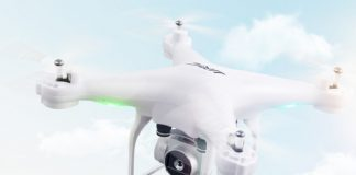 JJRC H68 Bellwether quadcopter