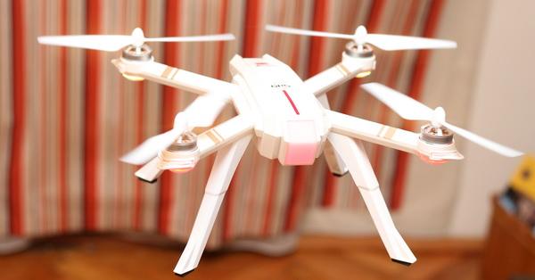 MJX Bugs 3 Pro drone review: Test flight