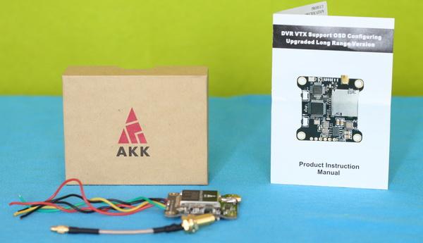 AKK Infinite DVR VTX review: Verdict