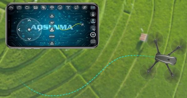 AOSENMA CG033 phone appq
