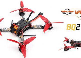 FrSky VANTAC BQ210 drone