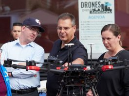 GENIUS NY Drone Based Business Accelerator