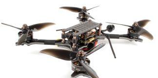 Holybro Kopis 2 FPV drone quadcopter