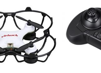 Virhuck GB202 mini pocket drone