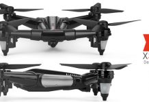 XK X300-G drone quadcopter