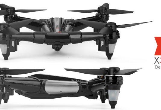 XK X300-G drone quadcopter