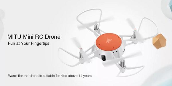 Xiaomi MiTu drone discount