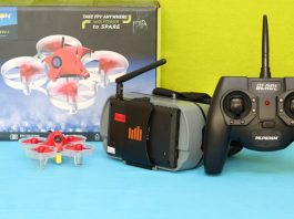 Blade Inductrix FPV+ review