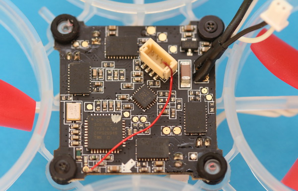 Blade Inductrix FPV+ Review: Flight Controller