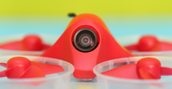 Blade Inductrix FPV+ review: Camera