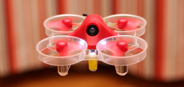 Blade Inductrix FPV+ review: Flight performance