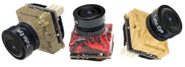 Caddx Turbo Micro SDR2 Plus camera design