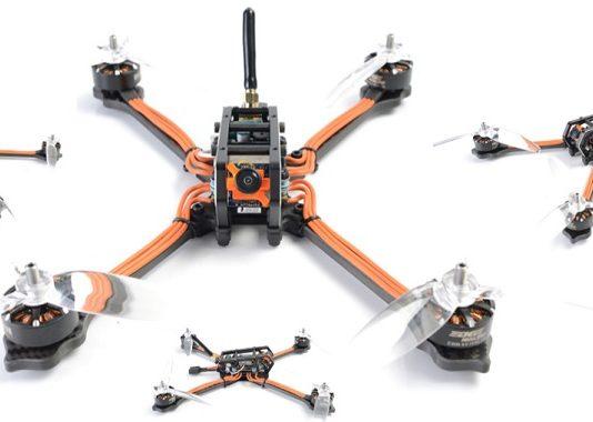 Diatone 2018 GT-M630 FPV racing quadcopter