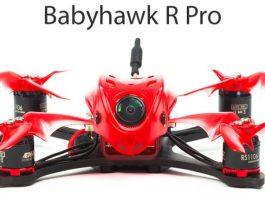 Emax Babyhawk R Pro 120mm FPV drone