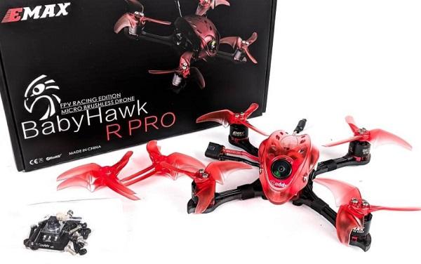 Emax Babyhawk R Pro: BOX content