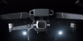 DJI MAVIC 2 Pro/Zoom Landing Gears LED Lights