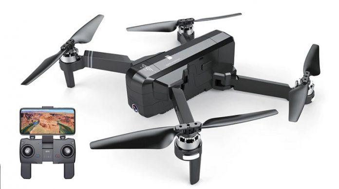 SJRC F11 GPS drone quadcopter