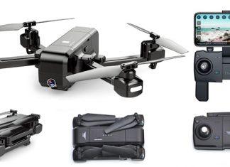 SJRC Z5 GPS foldable drone